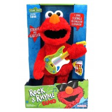 Sesame Street Rock & Rhyme Elmo - Singing in English and Spanish