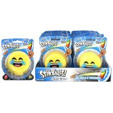 StikBalls - Stiky The Emoji Asst w/display
