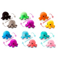 Flippy's Octopus Serie 1 -Solid Color - 20 cm