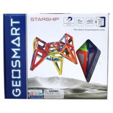 Geosmart  Starship w/42 pcs