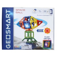 Geosmart - Space Ball w/36 pcs