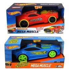 How Wheels Mega Muscle Light up Engine! Asst - LIGHT & SOUND
