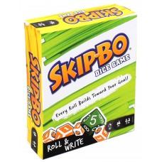 Skipbo Roll & Write Dice Game