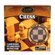 Chess Set - Made of Wood