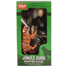 Jungle Guide Adventure Playset - Male Figure