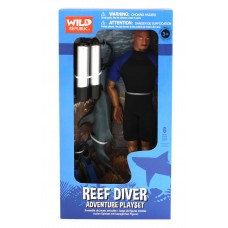Reef Diver Adventure Playset