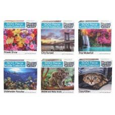 Puzzle Collection Asst - 300 pcs