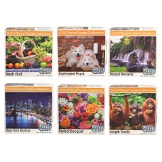Puzzle Collection Asst - 500 pcs