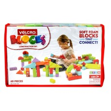 Velcro Blocks, 60 PC Set