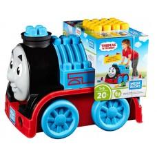 Thomas  & Friends push along train w/ 20 pcs