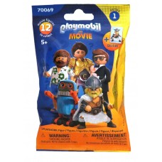 PLAYMOBIL: THE MOVIE Figures Series 1 Asst