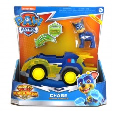 Paw Patrol Super Paws Chase's Deluxe Vehicle