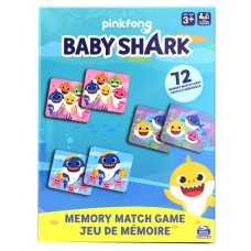 Baby Shark Memory Match