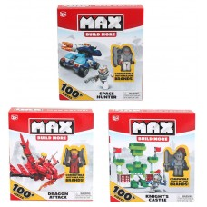 Max Build - Build More Value Brick Set Asst