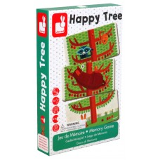 Memory Game - Happy Tree