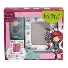 KETTO PORCELAINE CREATION - BUTTERFLY FRAME