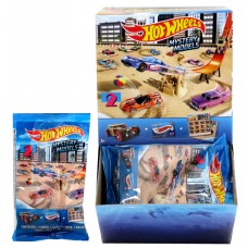 Hot Wheels Mystery Models - Series 2 - 2 display of 24 units