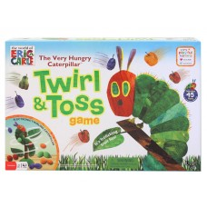 The Very Hungry Caterpillar - Twirl & Toss Game