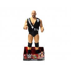 "WWE 31"" Steve Austin Figure with poseable arms"