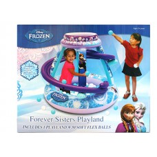 Disney Frozen Forever Sisters Playland w/50 Balls  -English packaging