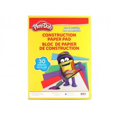 Play-Doh Construction Paper Pad w/30 sheets