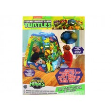 Teenage Mutant Ninja Turtles - Half-Shell Heros Playland w/ 20 Flex Balls
