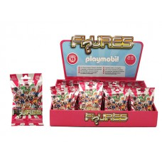 Playmobil Blind Bag Figures Girls Series 13 w/display