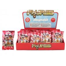 Playmobil Blind Bag Figures Girls Series 14 w/display