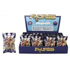 Playmobil Blind Bag Figures Boys Series 11 w/display