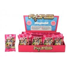 Playmobil Blind Bag Figures Girls Series 9 w/display