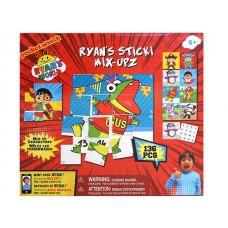 Ryan's World Sticki Mix Upz