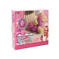 Bath Bombs Cupcakes Kit (12/CTN)