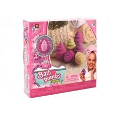 Bath Bombs Cupcake Kit (6/CTN)