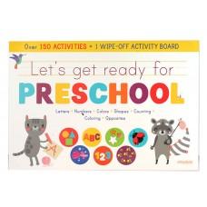 Lets Get Ready for Preschool