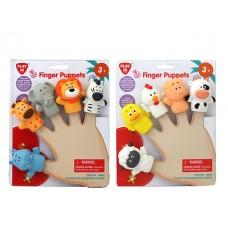 Finger Puppets Asst