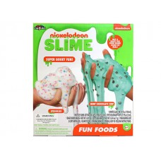 Nickelodeon Fun Foods Slime Kit
