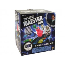 The Great Maestro Show Epic Magic Kit - 200 Tricks