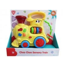 Choo Choo Sensory Train - Bilingual