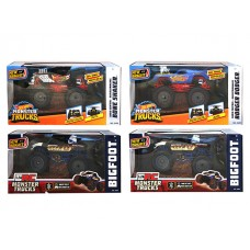 1:24 R/C Full Function Monster Truck Asst