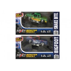 1:24 R/C Full Function Bigfoot Monster trucks Asst