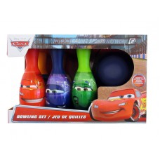 Disney Cars Racing Pals Bowling Set - Bilingual