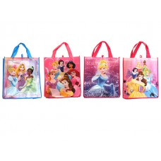 Disney Princess Large Tote Bag Asst