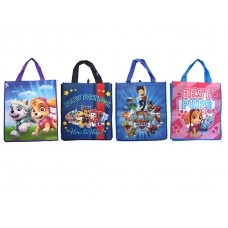 Paw Patrol Large Tote Bag Asst