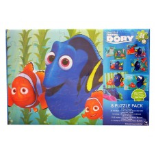 Finding Dory 8-Puzzle Pack