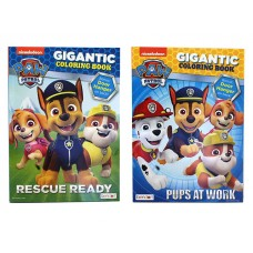 Paw Patrol - Coloring & Activity Book w/192
