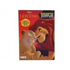 Lion King - Coloring & Activity Book w/192 pages