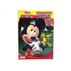 Mickey Mouse - Coloring & Activity Book w/192 pages