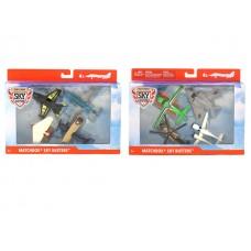 Matchbox Sky Buster 4 Pack Asst