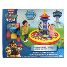Paw Patrol Lookout Tower Playland w/50 Balls