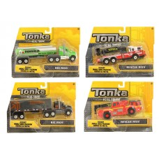 Tonka - Diecast Rescue Rigs Asst  -English packaging